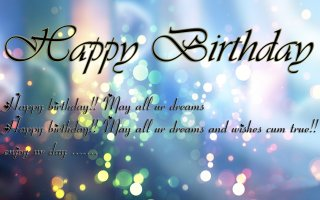 Happy Birthday Greetings | Birthday Greetings Wishes Images for Friends