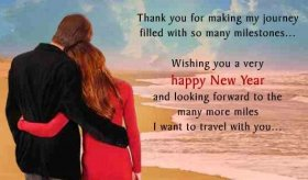 Happy New Year Greeting Messages