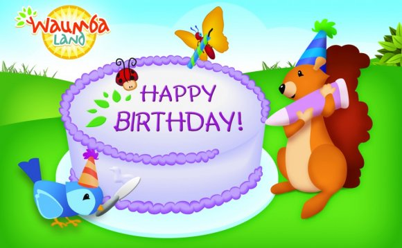 Birthday cards Greetings for Kids