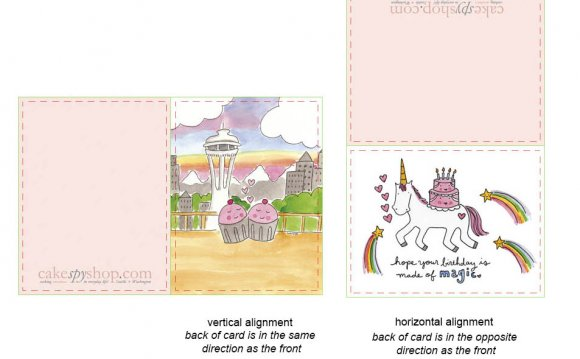 Create own greeting cards