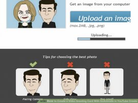 Image titled Create a Video Greeting Card With GoAnimate in YouTube Create Step 6