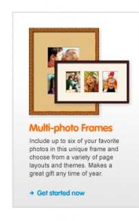 Multi-photo Frames from imagekind Up to 6 of your photos in this frame & choose your layout & theme
