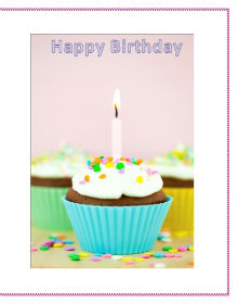 Not for homepage: Make your own birthday cards using Microsoft Office 2010