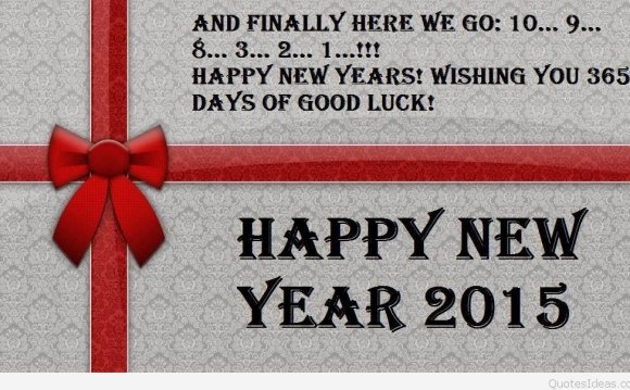 NEW YEAR Greeting Card Messages
