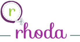 Rhoda Design Studio Blog Signature