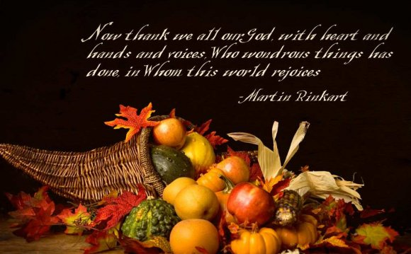 Thanksgiving Greetings for Cards