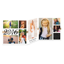 Shining Honor Graduation Announcements
