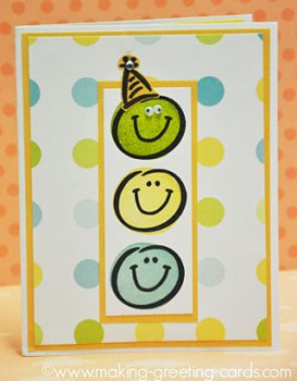 smiley birthday card/Smiley Birthday Card 2012