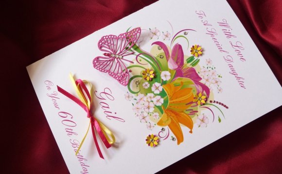 Special Handmade Birthday cards