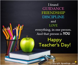 Teacher thanks greeting card messages greeting card examples and teachers day messages m4hsunfo