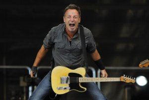The Boss Bruce Springsteen