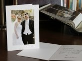 Blank greeting cards for photos