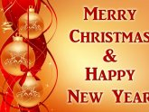 Christmas and New Year Greetings Cards