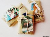Crafts to do with old Greeting cards