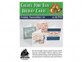 Create your own holiday cards