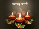 Deepavali Greetings Card