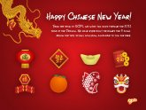 Greeting Cards, Chinese New Year