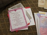 Hallmark between you and me Greeting Cards