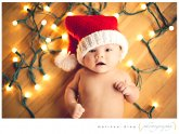 Infant Christmas Cards Ideas