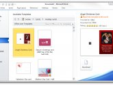 Microsoft Greeting cards templates