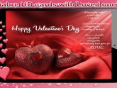 Valentine greeting cards photos