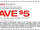 Walgreens Photo Card Coupon