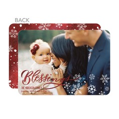 Tinted Blessings Christmas Cards