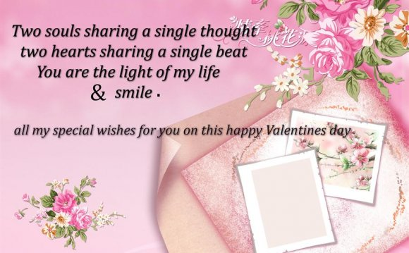 Romantic greeting cards messages