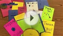 5 For Good: Students send thank you cards to police