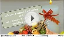 A Business Thanksgiving Wish!