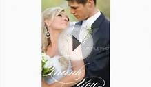 Affordable Photo Wedding Invitations