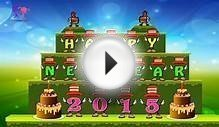 Best Happy new year 2015 Greetings Cards | Animation