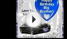 birthday greeting cards for brother latest 2014 images
