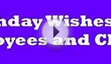 Business Birthday Card Messages: Wishes for Clients and