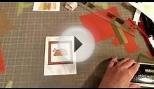 Cardmaking Process Video: Simon Says Stamp Thanksgiving