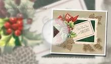 Christmas Greeting Cards - Blessings for your family