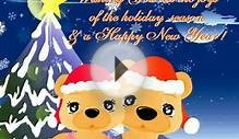 Christmas Videos from .postalesmerche.com, free E-cards
