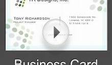 Create Your Own Business Card - Photoshop