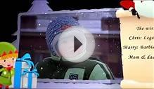 Create your own christmas video - MakeWebVideo.com