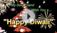 Diwali Greetings Cards For Best Friend