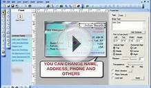 Free Busines Card Maker Software 100,+ Templates