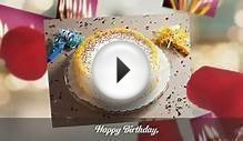 Free Happy Birthday Video Greetings Animated Wishes with Music