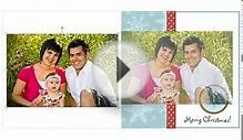 Free Photo Insert Christmas Cards