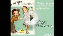 Happy Anniversary E-cards for Couples
