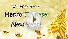 Happy Chinese New Year 2015 Greeting Ecard