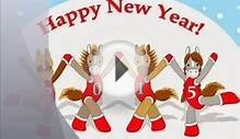 Happy New Year 2015 Wishes With Text Messages