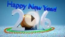 Happy New Year 2016 Greeting/Wishes/E-Card || Happy New