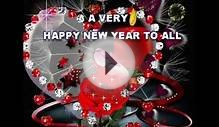 Happy New Year Wishes/Greetings/E-Card/Quotes/Happy New