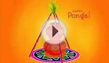 Happy Pongal 2016 | Pongal Best Wishes, Sms, E Cards, E