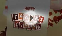 HAPPY THANKSGIVING 2014 ! - Thanksgiving Day Greeting
